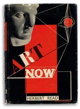 EDWARD MCKNIGHT KAUFFER (1890-1954). [PHOTOMONTAGE DUST JACKETS.] Group of 3 books. 1935-1938. Sizes vary.