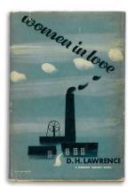 EDWARD MCKNIGHT KAUFFER (1890-1954). [DUST JACKETS.] Group of 8 books. 1940-1949. Sizes vary.