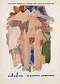 WILLEM DE KOONING (after) De A à Z 1963, 31 Peintres Americains