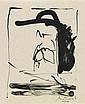 ROBERT MOTHERWELL The Robinson Jeffers Print.