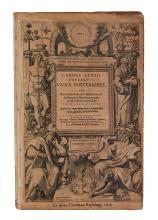 (BOTANICAL.) Clusius, Carolis. Curae posteriores, seu plurimarum non ante cognitarum. * Everardi Vorstii Medicinae Porfessoris. . .
