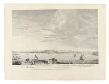 POWNALL, THOMAS; and JEFFERYS, THOMAS [et al.] A View of the City of Boston the Capital of New England, in North America.