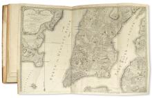 FADEN, WILLIAM. The North American Atlas.