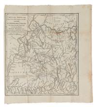 FILSON, JOHN. Histoire de Kentucke, Nouvelle Colonie a L'Ouest de la Virignie.