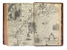 MERCATOR, GERARD; and HONDIUS, JODOCUS. Historia mundi: or Mercator's atlas.