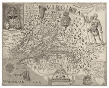 SMITH, JOHN. Virginia.