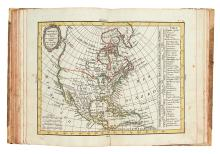 LATTRE, J. Petit Atlas Moderne ou Collection de Cartes Elementaire.