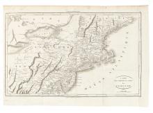 MARSHALL, JOHN. Vie de George Washington. Collection de Planches.