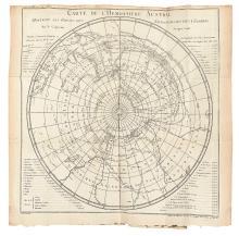BELLIN, JACQUES NICOLAS. [Atlas de L'Histoire Générale des Voyages.]