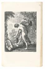 (ART HISTORY.) Raccolta di quadri dipinti dai piu famosi pennelli e posseduti da S.A.R. Pietro Leopoldo arciduca d'Austria.