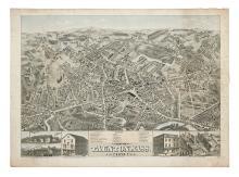 O. H. BAILEY & CO. City of Taunton, Mass. 1875.