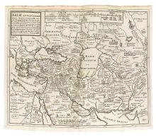 MOLL, HERMAN. Thirty Two New and Accurate Maps of the Geography of the Ancients.