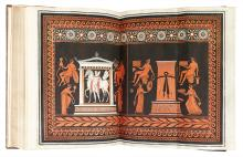 HAMILTON, Sir WILLIAM. Collection of Etruscan, Greek, and Roman Antiquities from the Cabinet of the Honble. Wm. Hamilton.