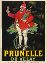 JARVILLE (DATES UNKNOWN). PRUNELLE DU VELAY. 1922. 62x47 inches, 159x119 cm. Courmont Freres & Cie., Paris.