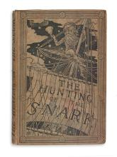 (CHILDREN'S LITERATURE.) CARROLL, LEWIS [Dodgson, Charles Lutwidge]. The Hunting of the Snark.