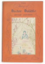 (CHILDREN'S LITERATURE.) LOFTING, HUGH. The Story of Doctor Doolittle.