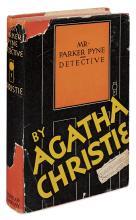CHRISTIE, AGATHA. Mr. Parker Pine, Detective.