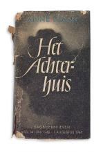 FRANK, ANNE. Het Achterhuis: Dagboekbrieven van 12 Juni 1942-1 Augustus 1944 [