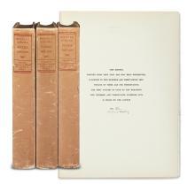 KIPLING, RUDYARD. Poems 1886-1929.