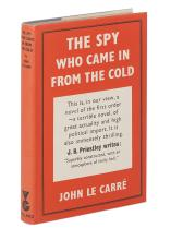 LE CARRÉ, JOHN. The Spy Who Came in From the Cold.