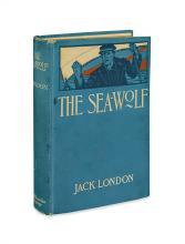 LONDON, JACK. The Sea-Wolf.
