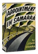 O'HARA, JOHN. Appointment in Samarra.