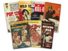 THOMPSON, JIM. Group of 7 Paperback originals.