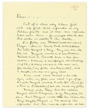 REAGAN, RONALD. Autograph Letter Signed,