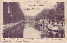 STRAUSS, RICHARD. Autograph Postcard Signed,