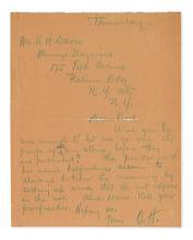 PORTER, WILLIAM SYDNEY (