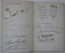 MCMANUS, GEORGE. Kenneth G. Hook. Lif Kro Nan: A Grove Play. With a graphite drawing Signed and Inscribed,