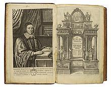 BIBLE. POLYGLOT.  Biblia sacra polyglotta.  6 vols.  1655-57