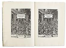 VESALIUS, ANDREAS.  Icones Anatomicae.  1934 [i. e., 1935].  The artist Reginald Marsh's copy.