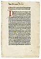 GREGORIUS I, Pope. Pastorale, sive Regula pastoralis.  1470