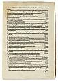 LACTANTIUS, LUCIUS CAECILIUS FIRMIANUS. Opera. 1390 [i. e., 1490]