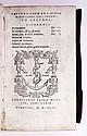 ALDINE PRESS  CICERO, MARCUS TULLIUS. Rhetoricorum ad C. Herennium libri IIII [and other texts].  1546