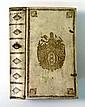 ARRIANUS, FLAVIUS. Ars tactica, Acies contra Alanos, Periplus Ponti Euxini, Liber de venatione [and other texts]. 1683.
