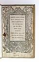 BOCCACCIO, GIOVANNI.  Ameto over Comedia delle Nimphe Fiorentine.  1524