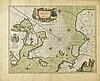 BLAEU, WILLEM. Regiones Sub Polo Arctico.
