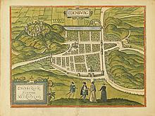 BRAUN, GEORG; and HOGENBERG, FRANZ. Edenburg.