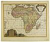 ELWE, JAN BAREND. L'Afrique Divisee en ses Empires.