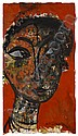 ALEXANDER SKUNDER BOGHOSSIAN (1937 - 2003) Untitled (Head of a Woman)., Alexander Boghossian, Click for value