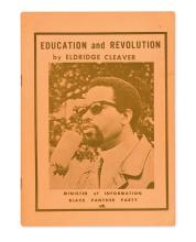 CLEAVER, ELDRIDGE. Education and Revolution.