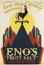 EDWARD MCKNIGHT KAUFFER (1890-1954). ENO'S