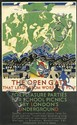 FREDERICK C. HERRICK (1887-1970). THE OPEN GATE / THAT LEADS FROM WORK TO PLAY. 1925. 41x26 inches, 104x66 cm. [The Baynard Press, Lond