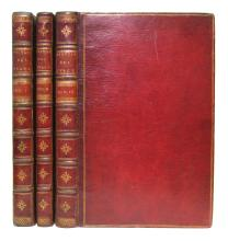 CHALKOKONDYLES, LAONIKOS. L'Histoire de la Décadence de l'Empire Grec. Parts 1-2 (of 3) in 3 vols. 1612