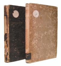 TRAVEL  'ABD AL-LATIF AL-BAGHDADI. Compendium memorabilium Aegypti. 1789 + ABU AL-FIDA ISMA'IL IBN 'ALI. Descriptio Aegypti. 1776