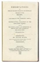 BURNS, ALLAN. Observations on Some of the Most Frequent and Important Diseases of the Heart.  1809