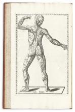 EUSTACHI, BARTOLOMMEO. Tabulae anatomicae.  1722