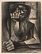CHARLES WHITE (1918 - 1979) Awaiting His Return., Charles Wilbert White, Click for value